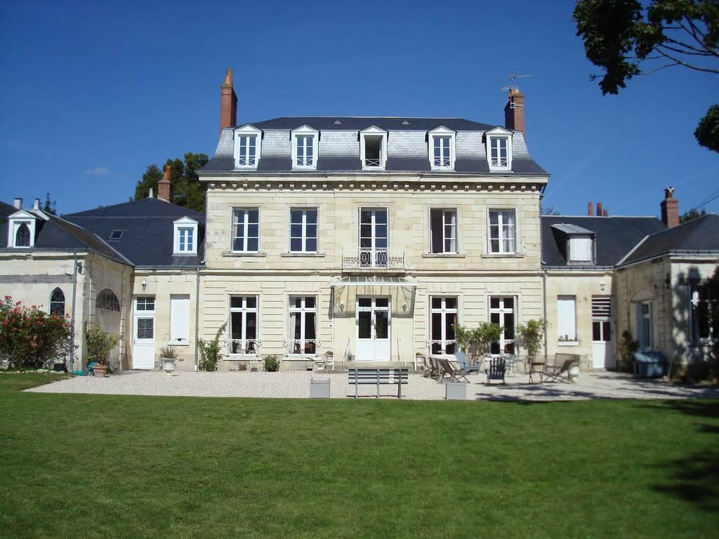 Location maison villa de luxe indre et loire 37 for Location maison tours sud