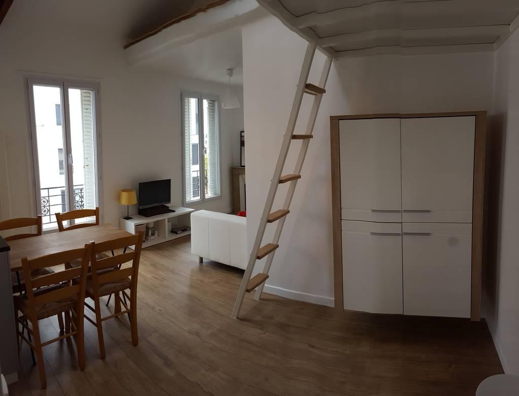 Location meubl e appartement 3 pi ces 44 m boulogne - Location meublee boulogne billancourt ...