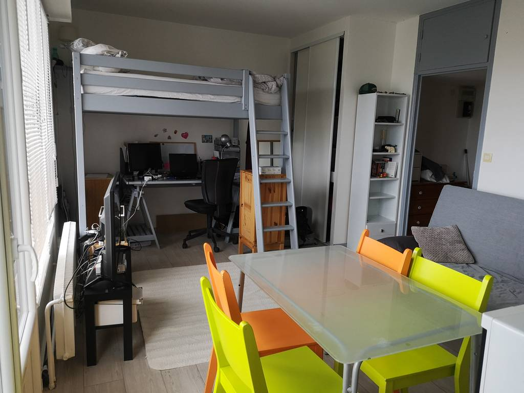 location meubl e studio 28 m lyon 5e 28 m 650 de particulier particulier pap. Black Bedroom Furniture Sets. Home Design Ideas