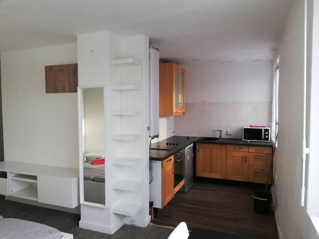 location meubl e studio 29 m nanterre 92000 29 m. Black Bedroom Furniture Sets. Home Design Ideas