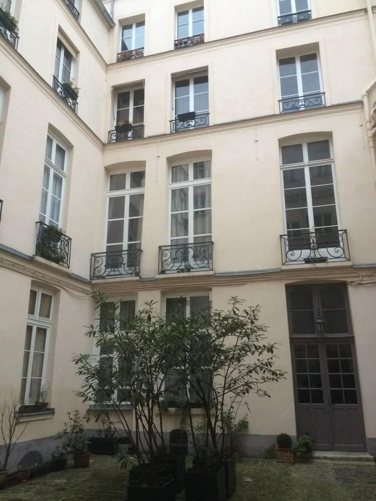 Location meubl�e appartement 3pi�ces 60m� Paris 4E - 2.100€