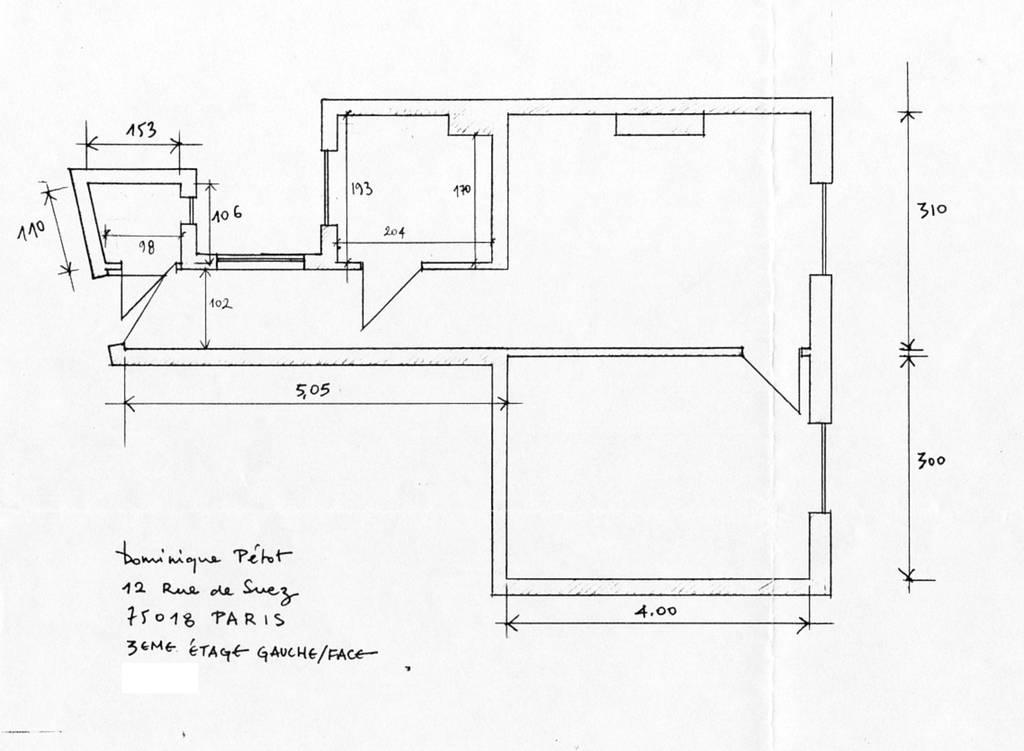 Location meubl e appartement 2 pi ces 37 m paris 18e 37 - Service public location meublee ...