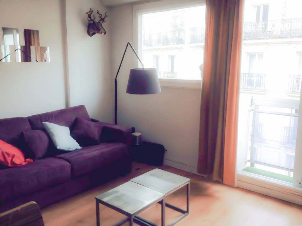 Location meubl e studio 23 m paris 10e 23 m 890 e - Location appartement meuble paris particulier ...
