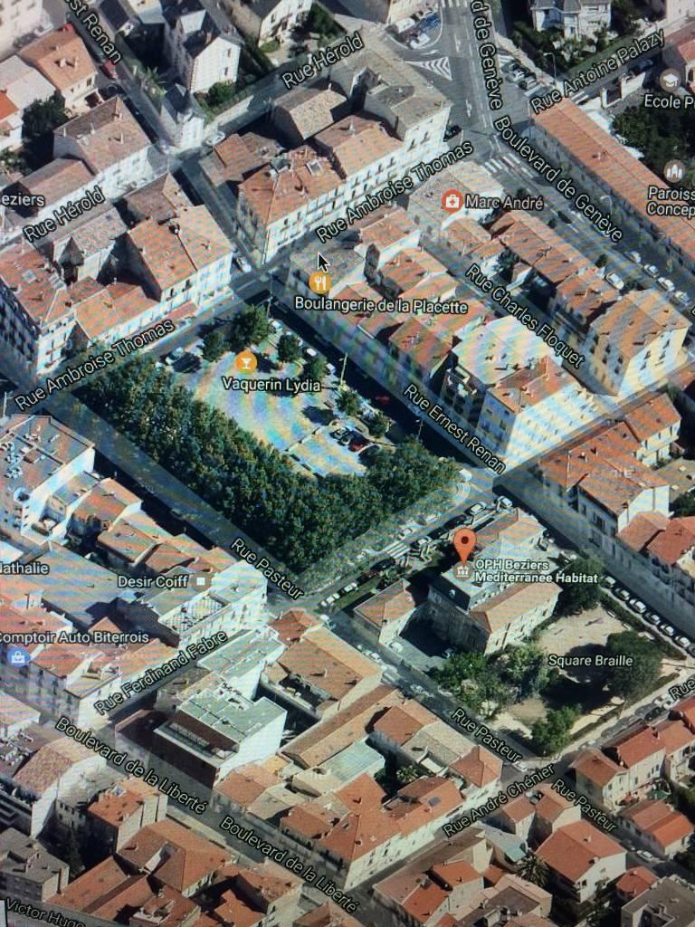 Location Appartement Particulier Beziers