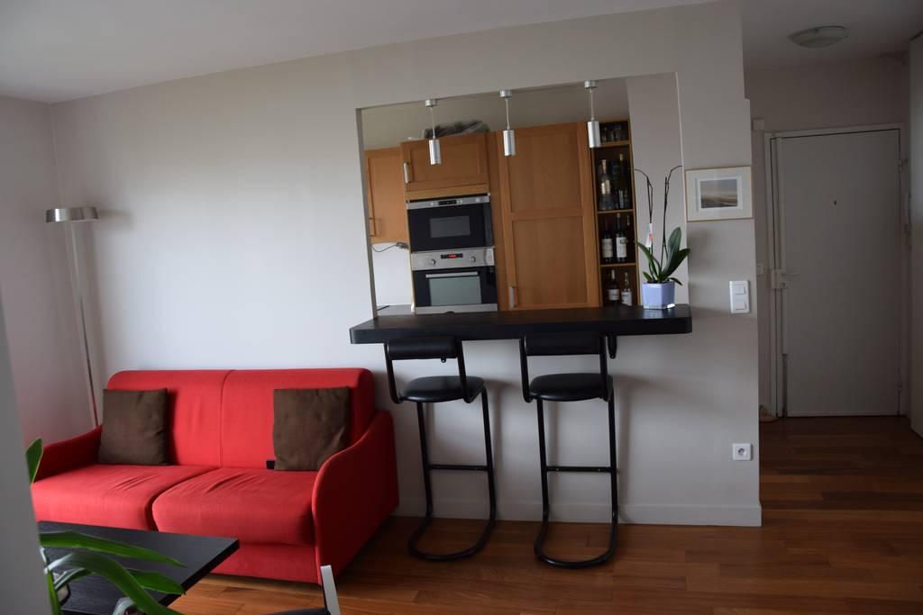 Location meubl e appartement 2 pi ces 39 m boulogne - Location meublee boulogne billancourt ...