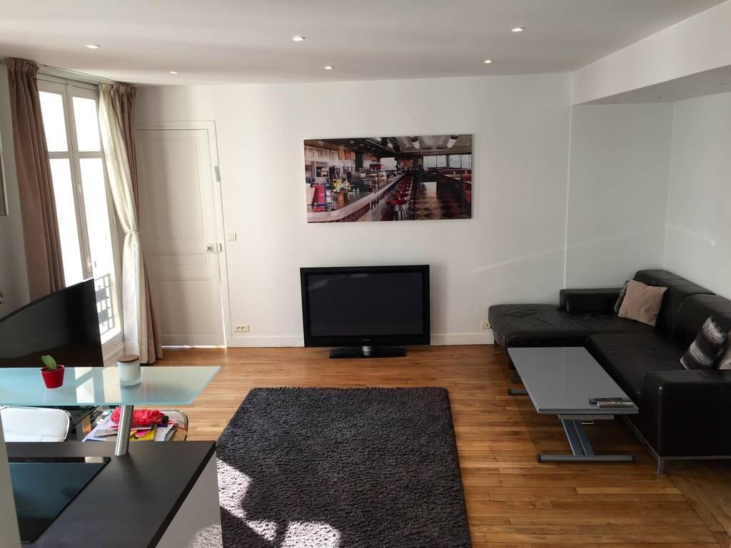 Location meubl e appartement 2 pi ces 52 m boulogne - Location meublee boulogne billancourt ...