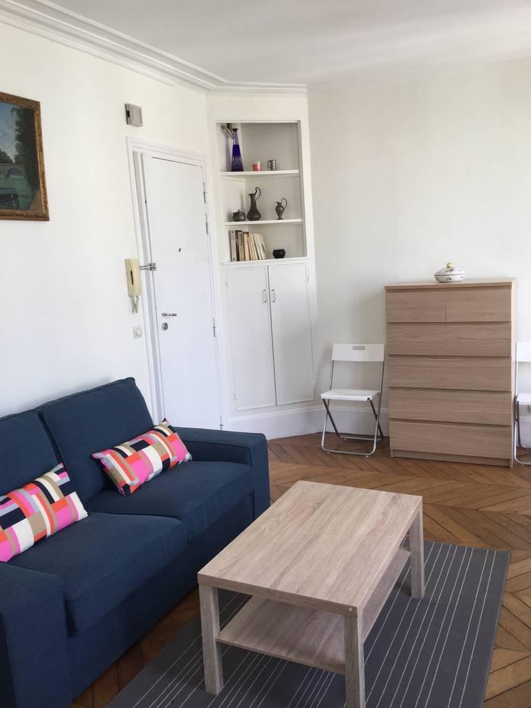 Location meubl e appartement 2 pi ces 40 m boulogne - Location meublee boulogne billancourt ...