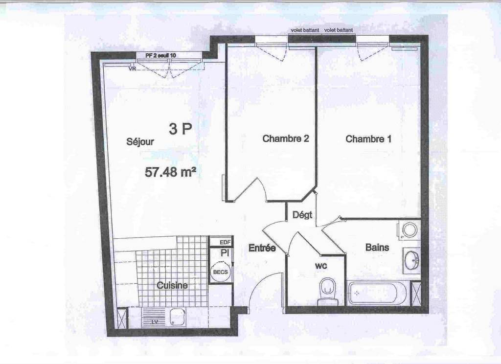 Location Appartement Lagny Sur Marne Particulier