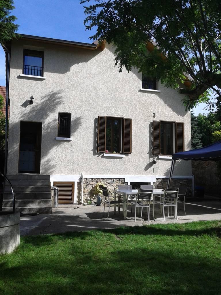 location meubl e maison 110 m soisy sous montmorency 95230 110 m e de. Black Bedroom Furniture Sets. Home Design Ideas
