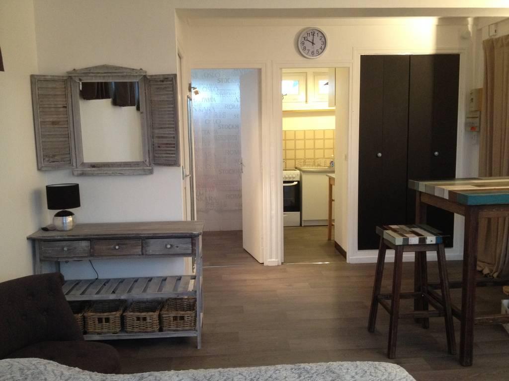 Location meublée studio 29 m² SainteGenevieveDesBois  ~ Location Appartement Saint Genevieve Des Bois