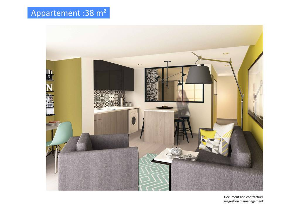 Location appartement 2 pi ces 38 m saint germain en laye for Adresse piscine saint germain en laye