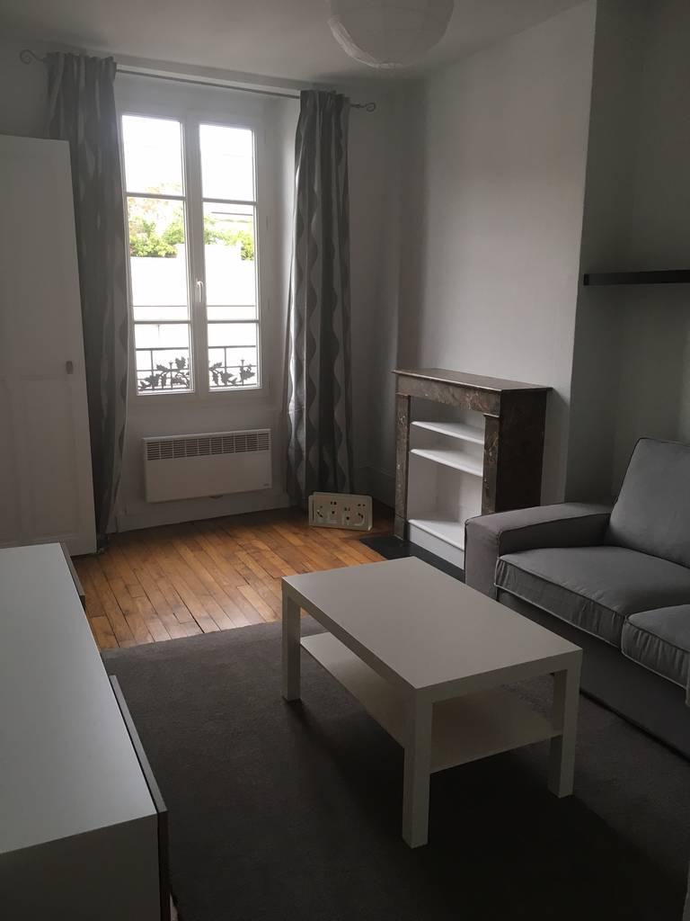 Location meubl e appartement 2 pi ces 37 m boulogne - Location meublee boulogne billancourt ...