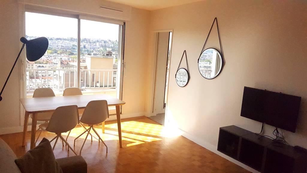 location meubl e studio 32 m boulogne billancourt 92100 32 m e de particulier. Black Bedroom Furniture Sets. Home Design Ideas