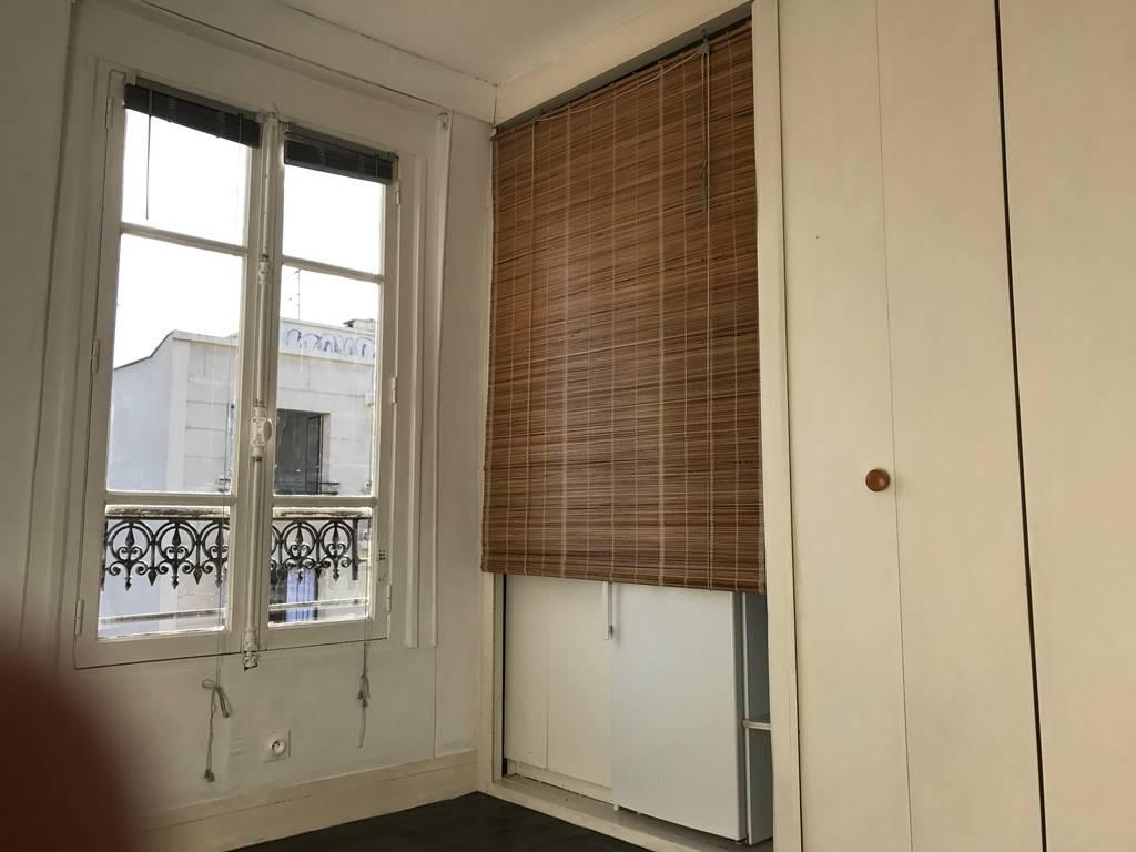 Location meubl e studio 17 m paris 17e 17 m 690 e for Location meuble paris 17 particulier