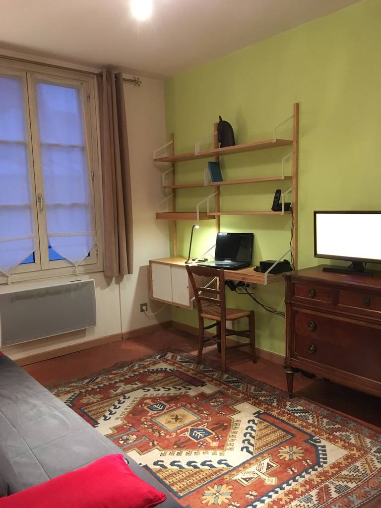 Location meublée appartement 2pièces 31m² Paris 5E - 1.300€