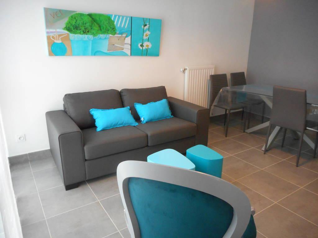 Location meubl e appartement 2 pi ces 37 m lyon 8e 37 - Location meuble lyon particulier ...