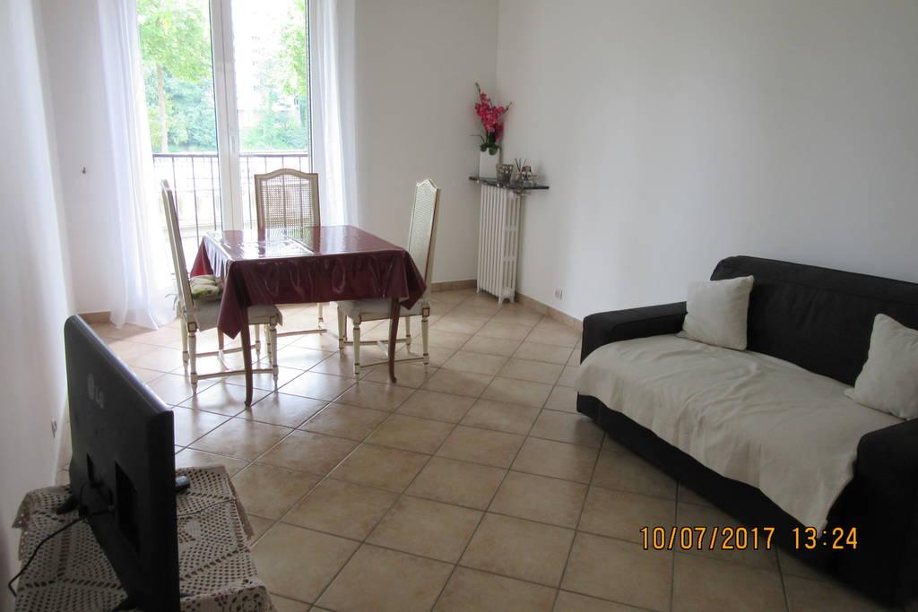 Location meubl e appartement 3 pi ces 52 m boulogne - Location meublee boulogne billancourt ...