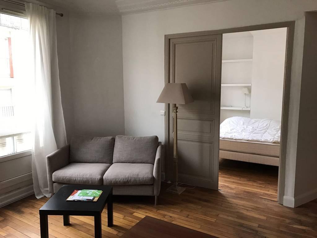 Location meubl e appartement 2 pi ces 38 m boulogne - Location meublee boulogne billancourt ...