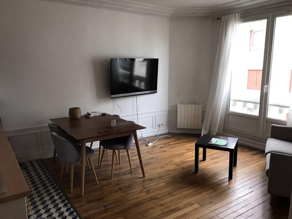 Location meubl e appartement 2 pi ces 38 m boulogne - Appartement meuble boulogne billancourt ...