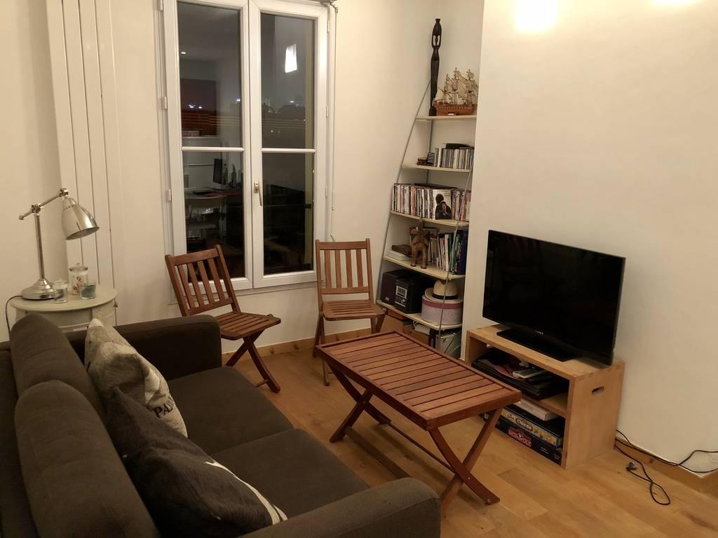 location meubl e appartement 2 pi ces 34 m levallois perret 92300 34 m e de. Black Bedroom Furniture Sets. Home Design Ideas