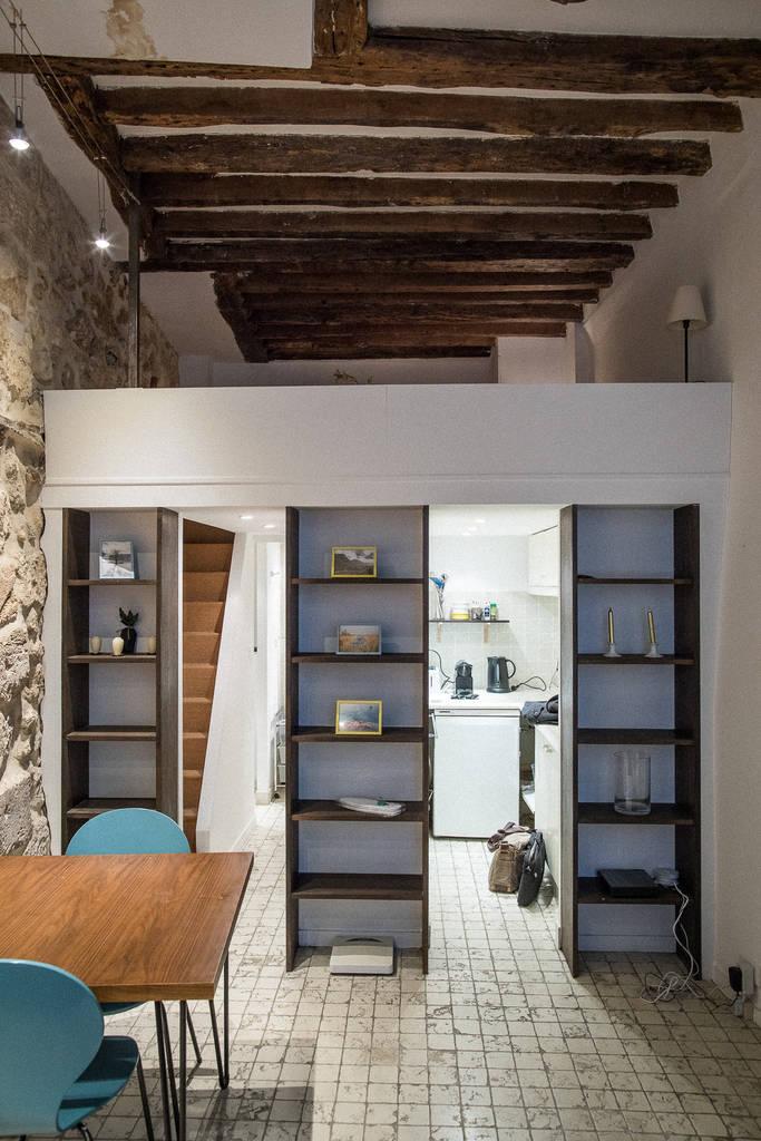 location meubl e chambre 19 m paris 4e 19 m 850 e de particulier particulier pap. Black Bedroom Furniture Sets. Home Design Ideas