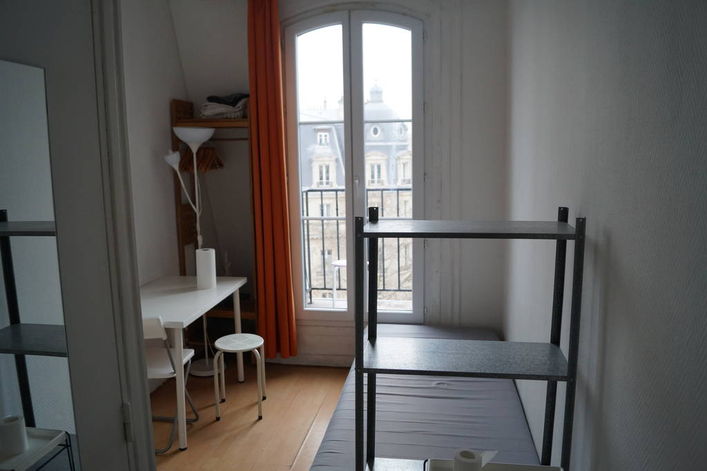 Location meubl e studio 11 m paris 1er 11 m 550 e - Location studette meublee paris ...