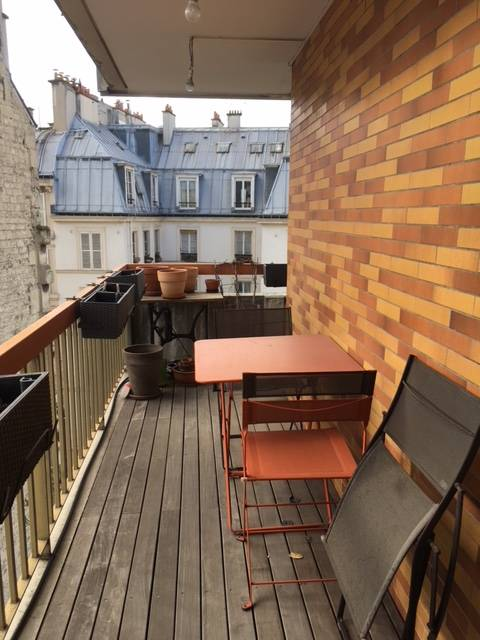 Location meubl e appartement 3 pi ces 75 m paris 11e 75 for Garage paris 11e