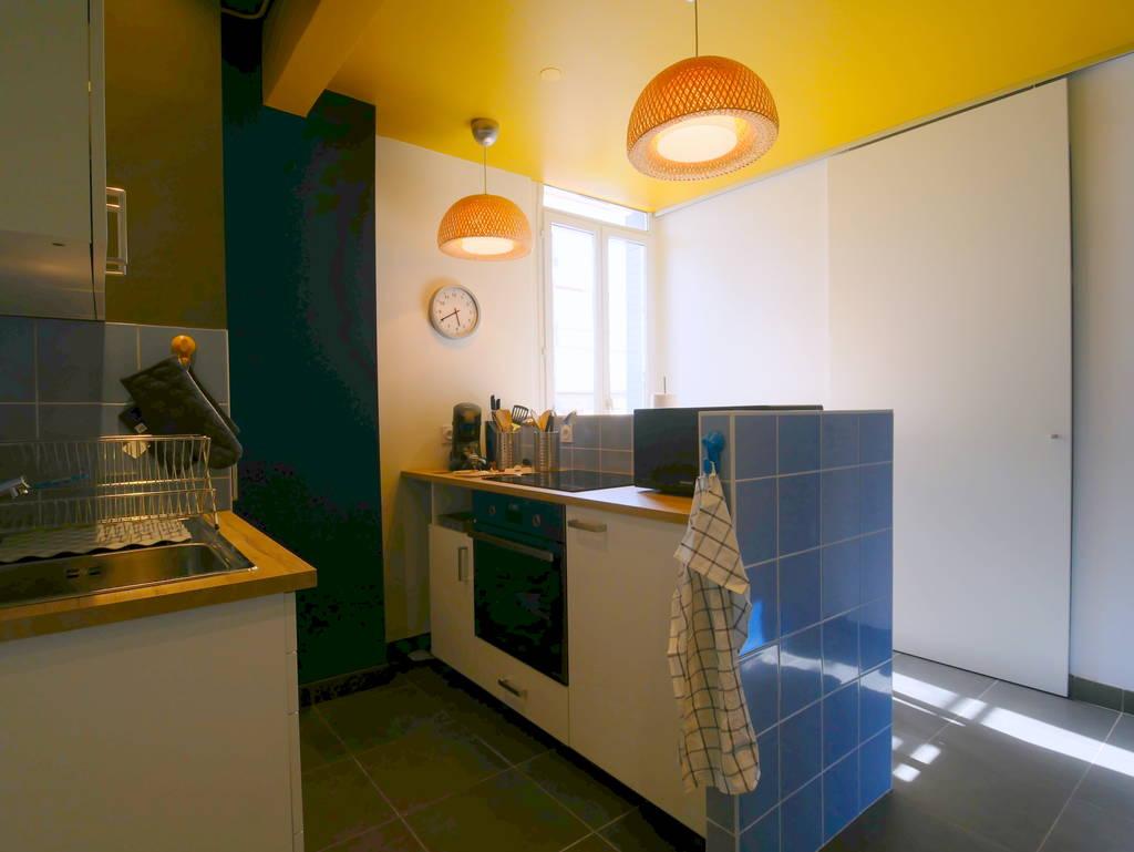 Location meubl e appartement 2 pi ces 38 m villeurbanne - Appartement meuble villeurbanne ...