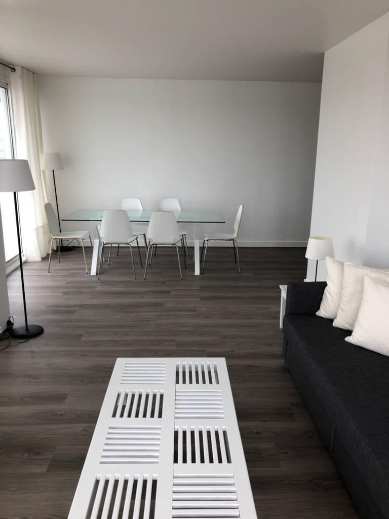 Location meubl e appartement 5 pi ces 115 m boulogne - Appartement meuble boulogne billancourt ...