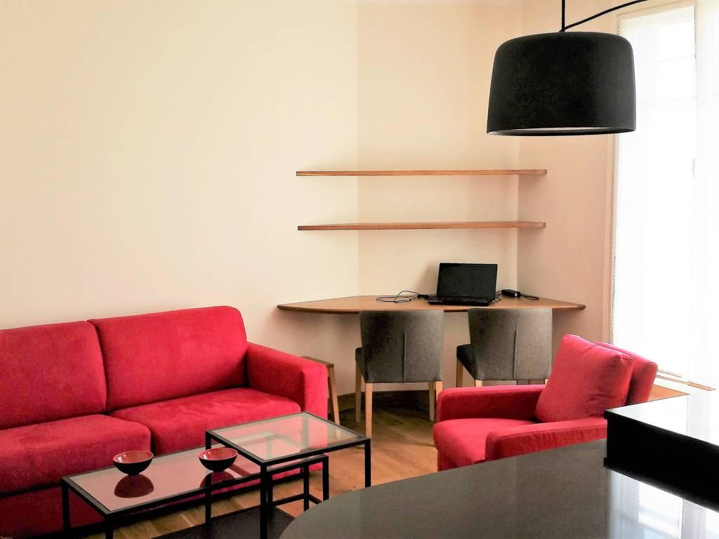 location meubl e appartement 2 pi ces 42 m boulogne billancourt 92100 42 m de. Black Bedroom Furniture Sets. Home Design Ideas