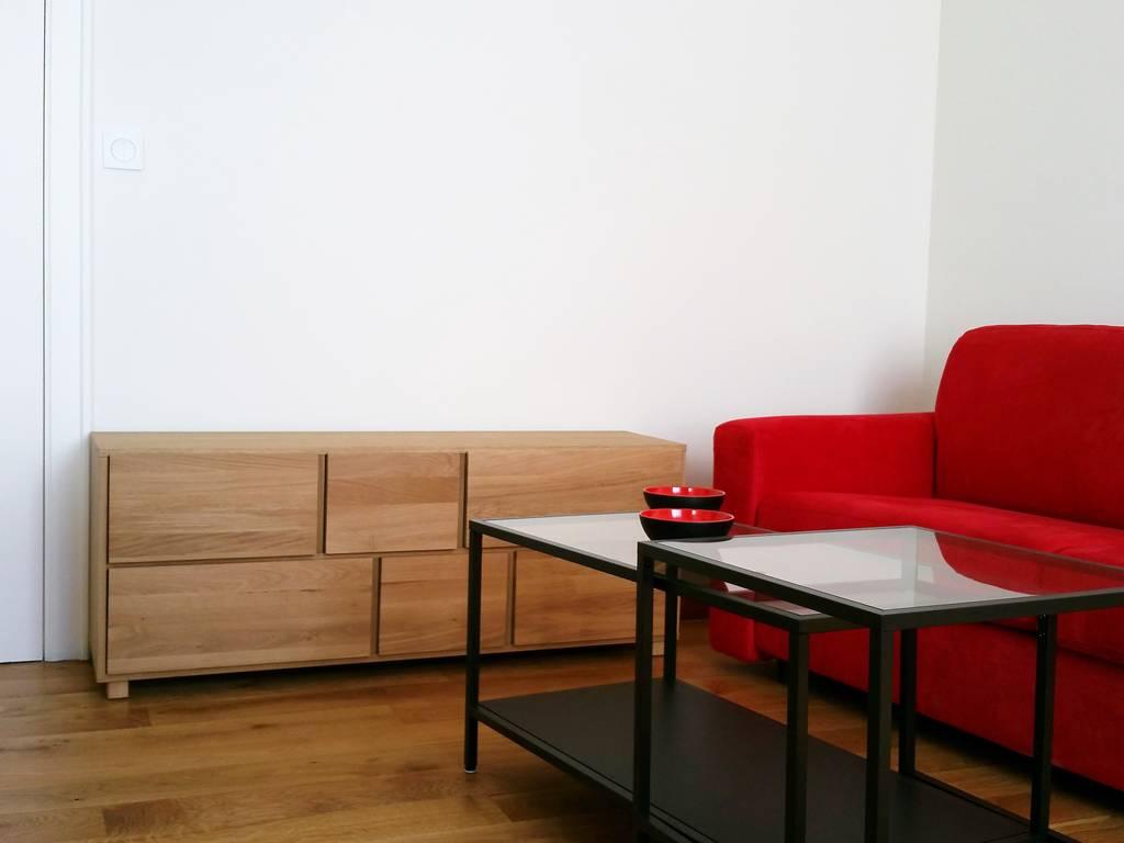 Location meubl e appartement 2 pi ces 42 m boulogne - Appartement meuble boulogne billancourt ...