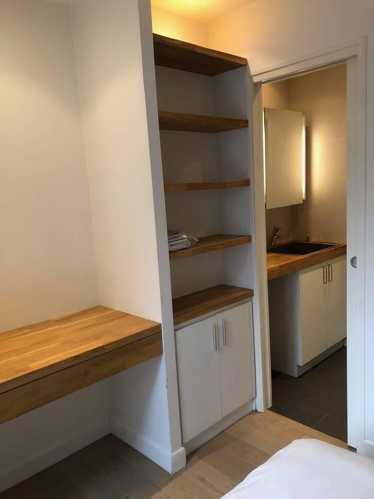 Location meubl e appartement 2 pi ces 31 m paris 17e 31 - Inventaire mobilier location meublee ...