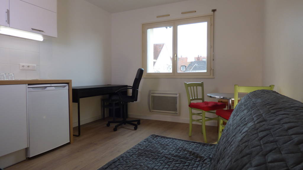 Location meubl e studio 21 m strasbourg 67 21 m for Location studio meuble strasbourg