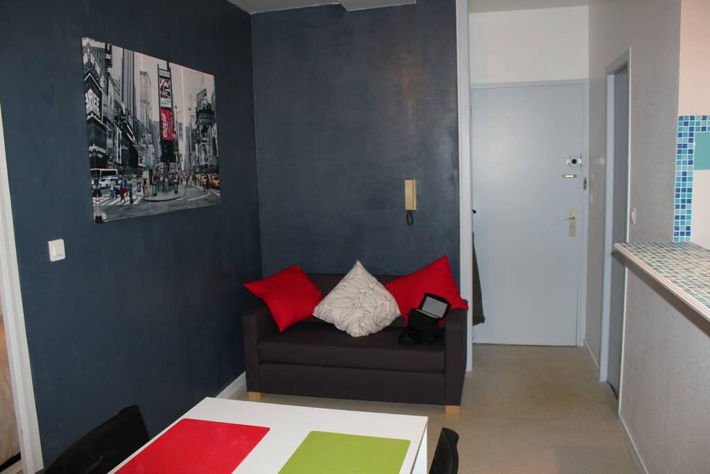 Location meubl e studio 29 m bordeaux 33 29 m 500 - Location meublee bordeaux particulier ...