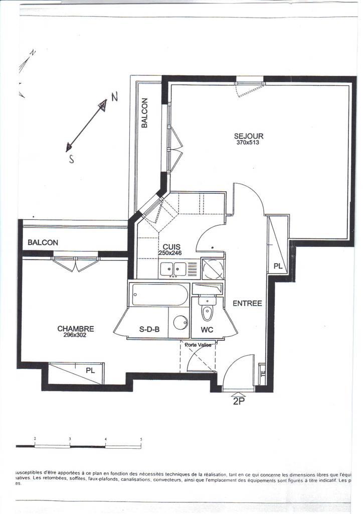 location appartement 2 pi ces 48 m issy les moulineaux. Black Bedroom Furniture Sets. Home Design Ideas