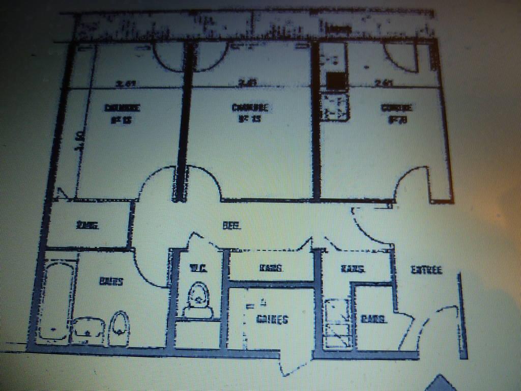 location appartement 2 pi ces 44 m creteil 94000 44 m 850 de particulier. Black Bedroom Furniture Sets. Home Design Ideas