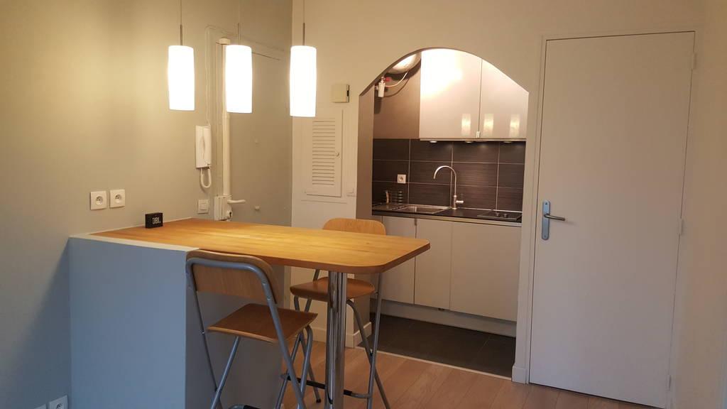 Location meubl e appartement 2 pi ces 22 m boulogne for Location studio meuble antibes
