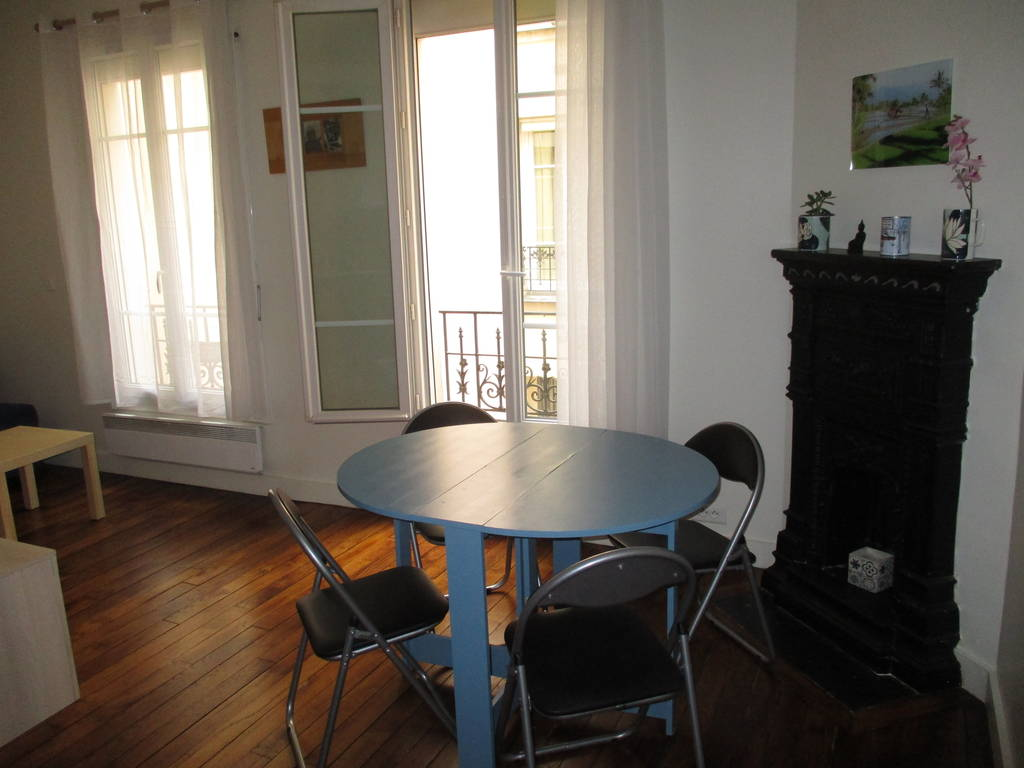 Location meubl e appartement 2 pi ces 33 m paris 15e 33 for Location studio meuble paris