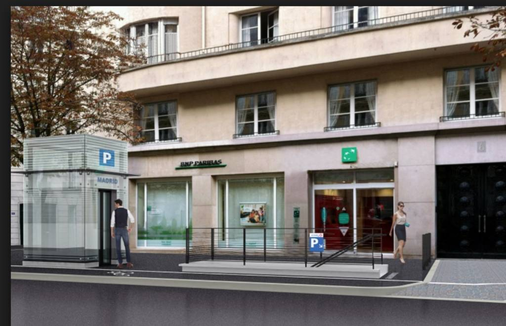 Location garage parking 20 m boulogne billancourt 92100 for Garage smart boulogne billancourt