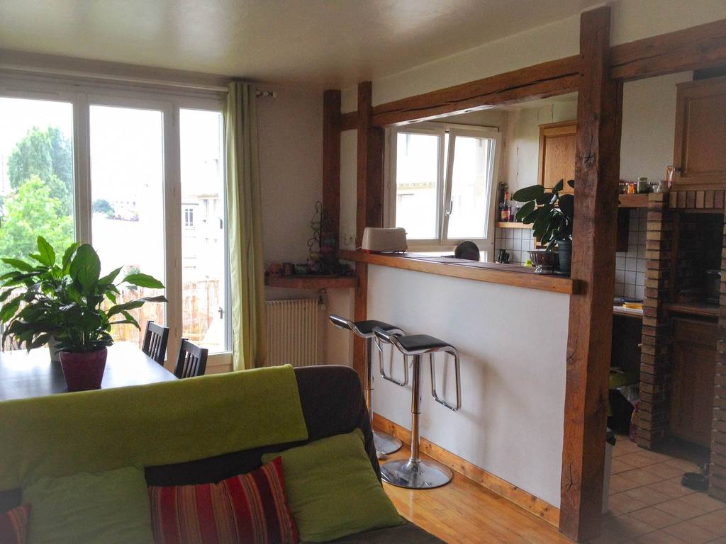 Location appartement 3 pièces 54 m² Maisons Alfort (94700) 54 m² 1 165 € De Particulier à