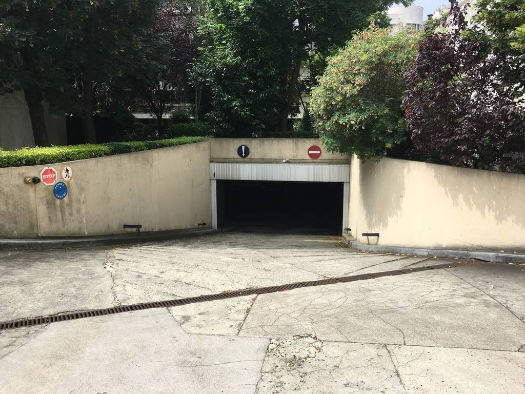 Location garage parking levallois perret 92300 135 de particulier particulier pap - Garage renault levallois perret ...