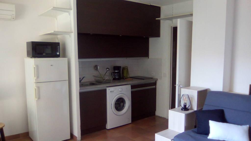 Location meubl e studio 25 m marseille 10e 25 m 480 de particulier particulier pap - Studio meuble marseille particulier ...