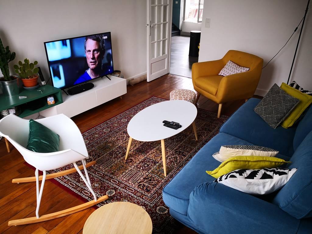 location meubl e appartement 4 pi ces 72 m vitry sur seine 94400 72 m de. Black Bedroom Furniture Sets. Home Design Ideas