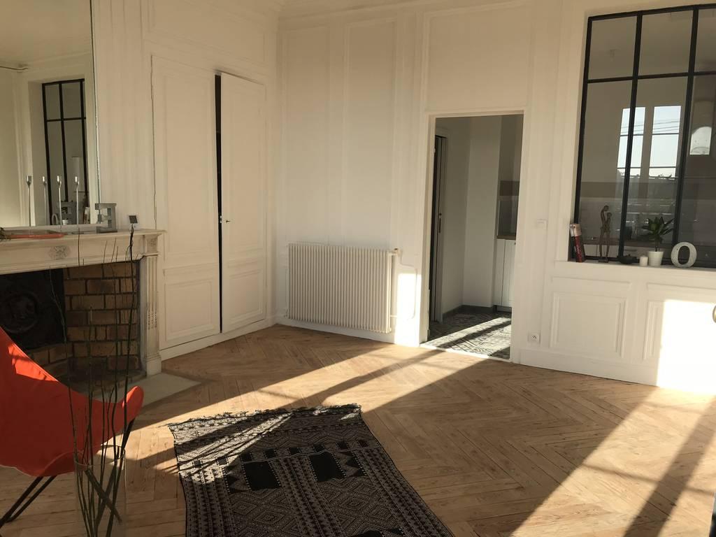 Location appartement 3pièces 70m² Rouen (76) - 890€