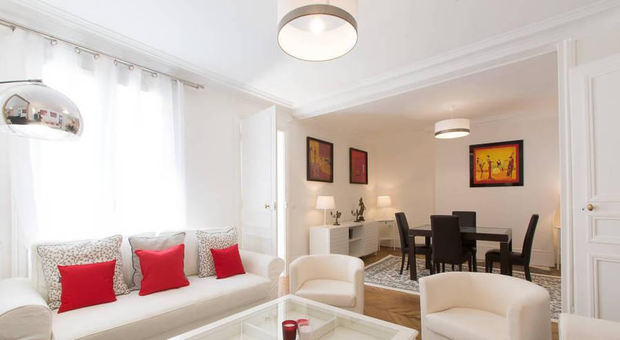 Location meublée appartement 3pièces 70m² Paris 1Er - 3.600€