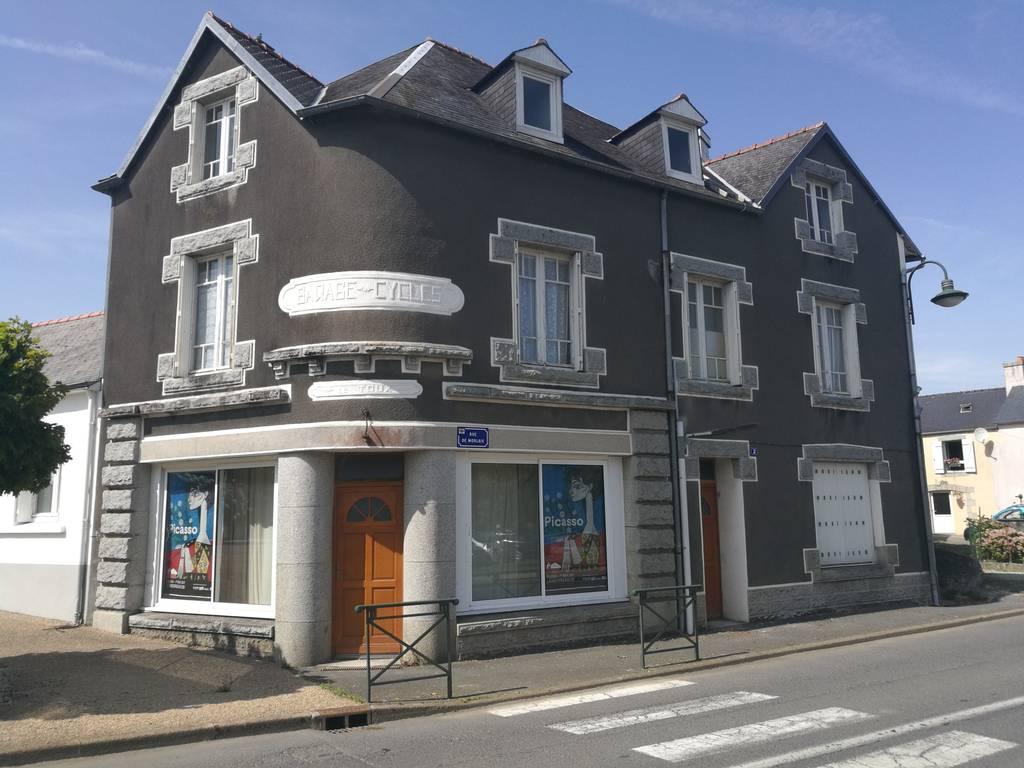 Vente maison 160m² Plonevez-Du-Faou (29530) - 38.000€