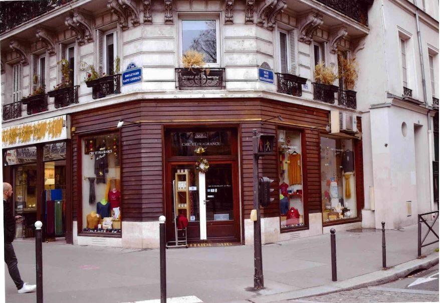 Vente Fonds De Commerce Mode Accessoires Beaute 55 M Paris 5e