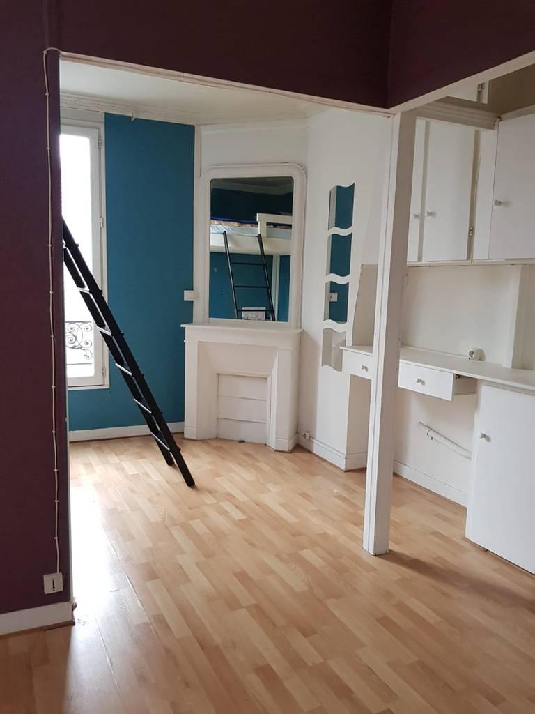 Appartement A Louer Paris 17 Pap