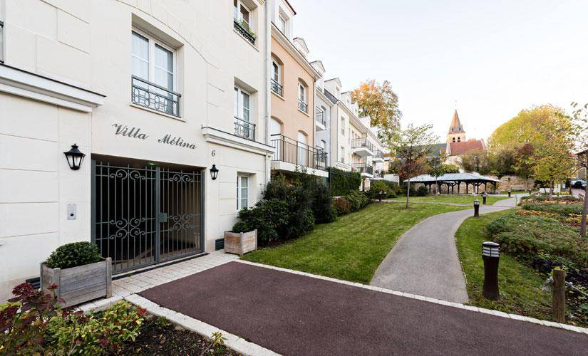 Location appartement 3 pièces 64 m² Chatenay-Malabry (92290) - 1.315 €