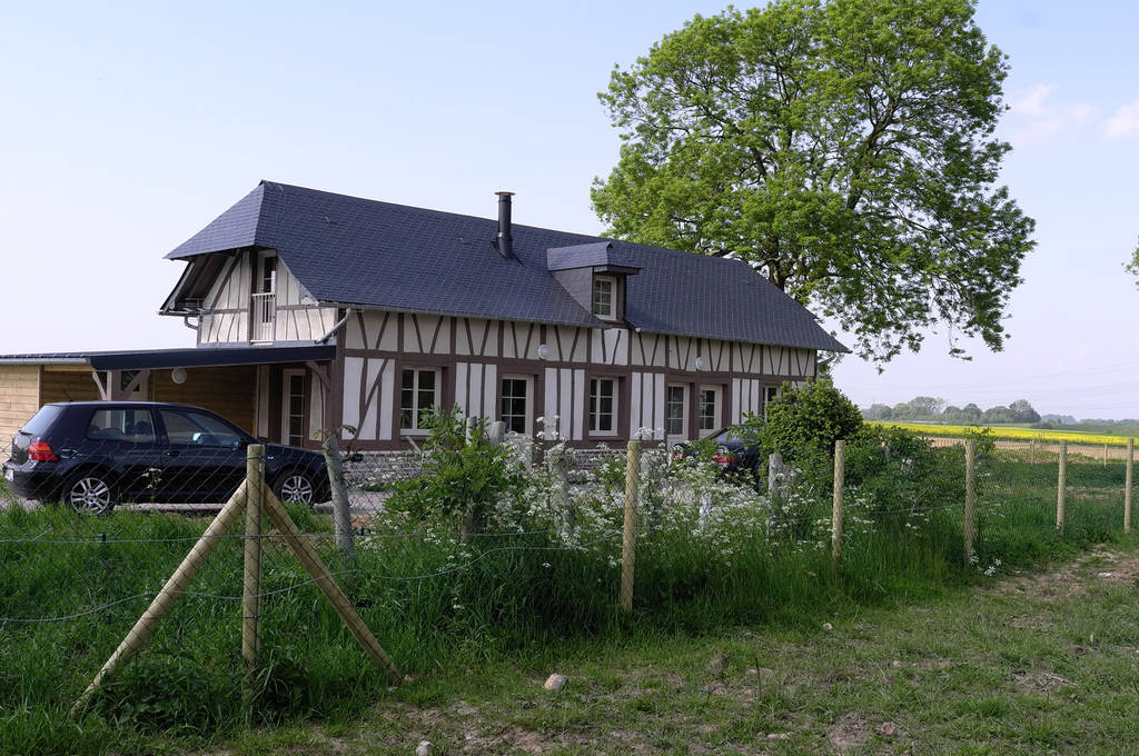 Location maison 110m² Sierville (76690) - 890€